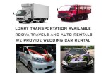 Roova Travels and Auto Rentals