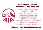 AIA Agent Jayne - Insurance
