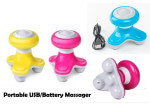 Portable Usb Battery Massager Distributor Malaysia