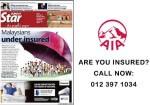 AIA Insurance Takaful Malaysia Agent