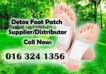 Detox Foot Patch Supplier and Distributor in Malaysia