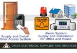 Door Acess System and Alarm System Installation Malaysia