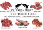 Malaysia Fresh Meat Supplier