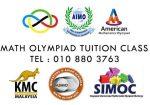 Olympiad Math IMO in Malaysia