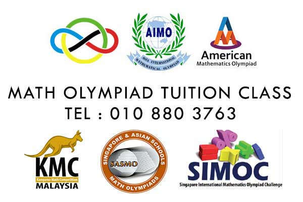 International Math Olympiad Tuition Class Malaysia | KajangBiz